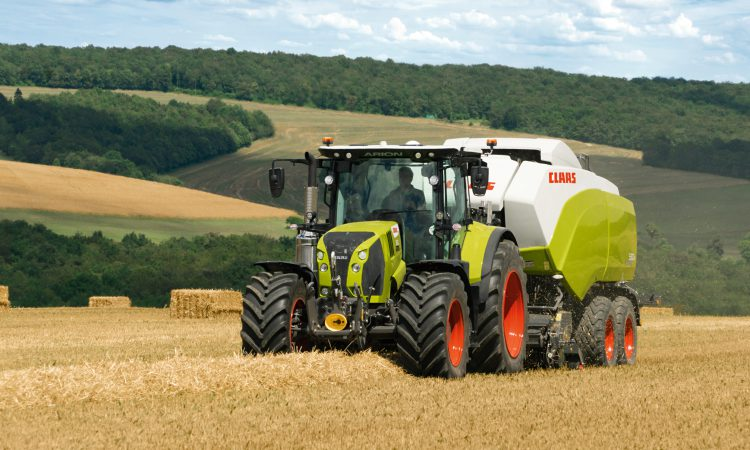 Claas introduces new feature to Arion tractors to improve towing