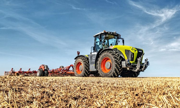 Claas to expand eastwards along the Silk Road