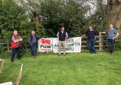 Welsh farmers voice concerns to MPs over potential UK-Australia trade deal