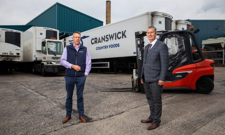 Cranswick Foods becomes NI's first agri-food firm to achieve carbon-neutral status