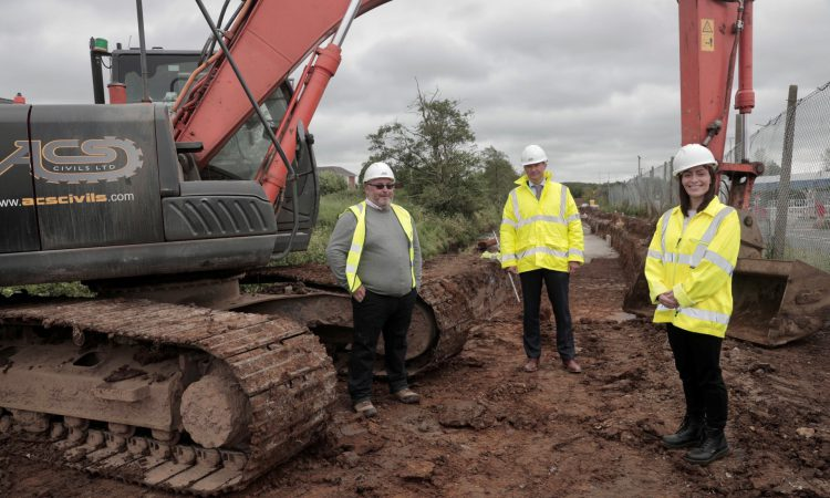 £19 million allocated for flood protection projects in NI