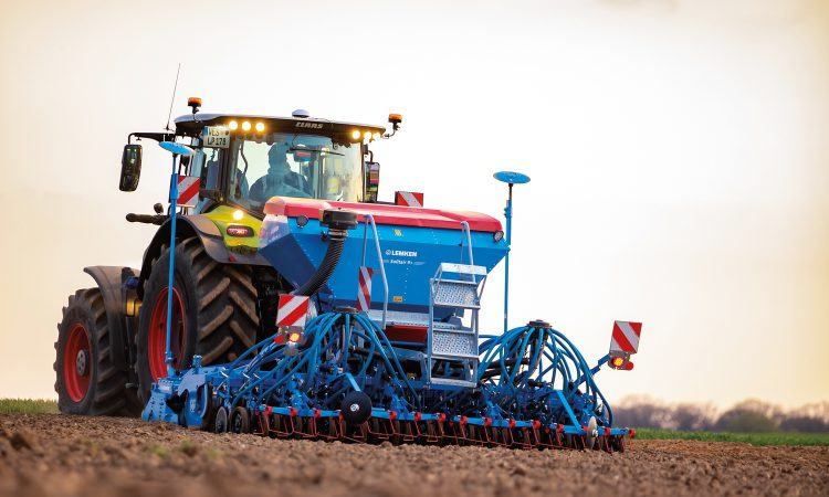 Latest drill from LEMKEN offers mixed drilling depths