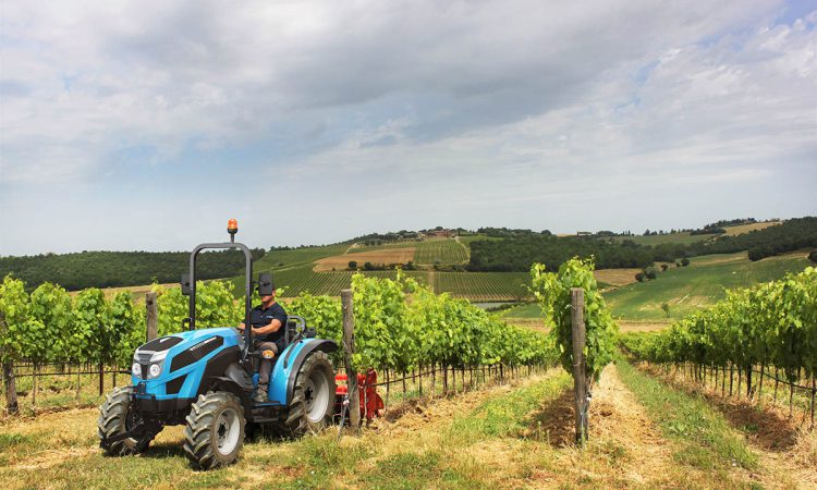 Landini reintroduces Mistral brand with launch of new compact machines