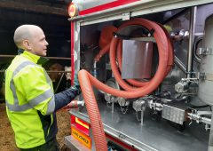 Dairy and whiskey sectors stress need to protect cross-border supply chains
