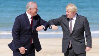 UK reaches free trade agreement with Australia