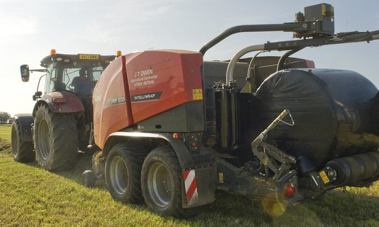 Kuhn shows a passion for baling with new information resource