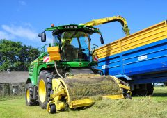 Machinery Focus: Video – real time silage analysis from John Deere