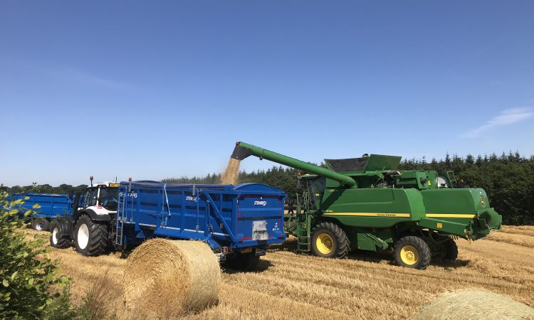 Extreme weather conditions sees farmers facing a challenging summer