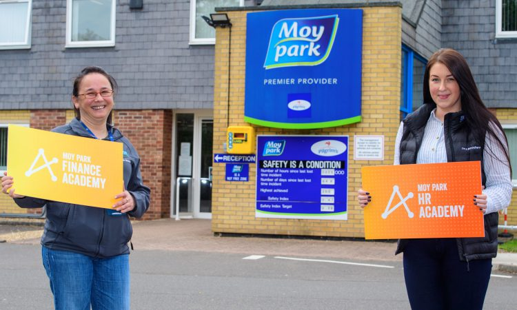 Moy Park launches 2 new training academies for staff