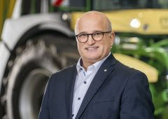 Retiring head of Krone aftersales lauds merits of parts and service