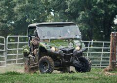 New look for Yamaha's 2022 ATV range