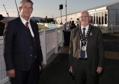 Extra £15.5 million funding for farming, Poots tells Balmoral showgoers