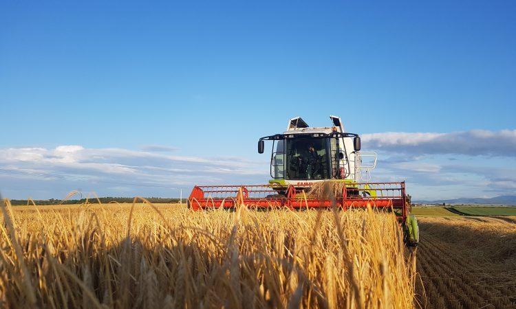 NFU Scotland launches 2021 harvest survey