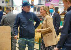 Royals take in sights and tastes of NI agri-food at Balmoral Show