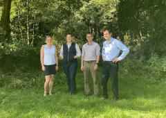 New team members appointed at Nidderdale AONB