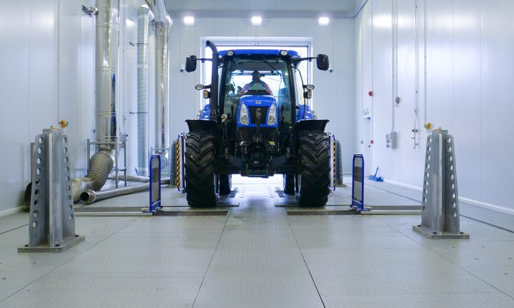 UTAC opens new testing facility for agricultural vehicles