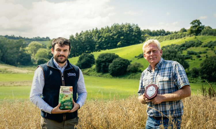 Somerset cereal farmer named first White's Organic Grower of the Year