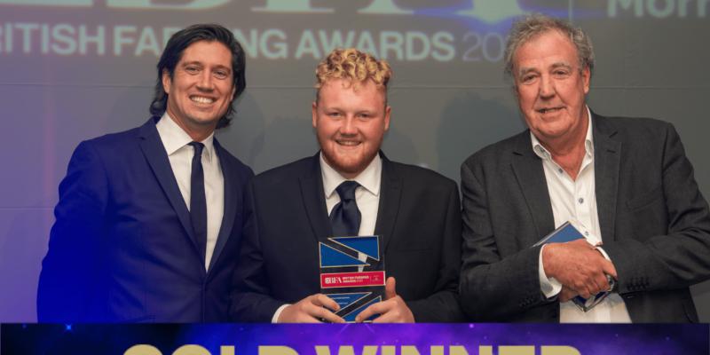 agriland.co.uk - Michelle Martin - 2021 British Farming Awards winners