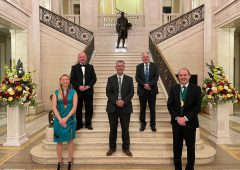 Vets have central role in a sustainable farming industry – BVA president
