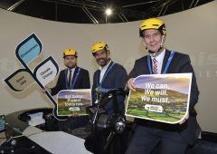 Minister launches Green Growth Strategy for Northern Ireland