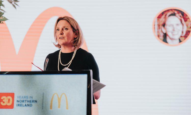 McDonald's commends NI supply chain