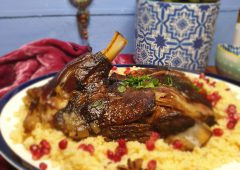 Pembrokeshire Lamb comes out on top at the Great Taste Awards