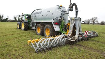 Soil carbon levels keep on rising after 50 years of slurry trial