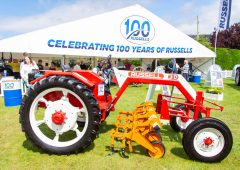 Rare gems to be on display at Midlands Machinery Show