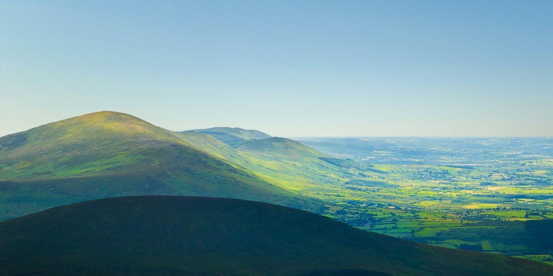 Mountain leinster photo