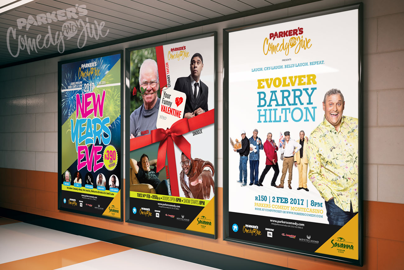 Parkers-Posters