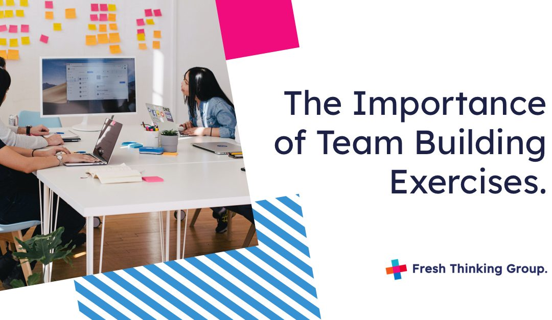 The Importance of Team Building Exercises.