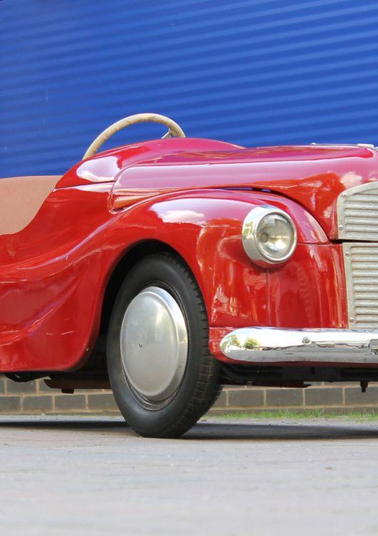 Austin Junior 40 (J40)
