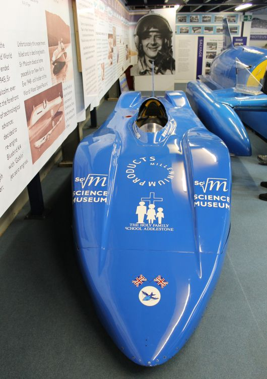 Bluebird Electric 1