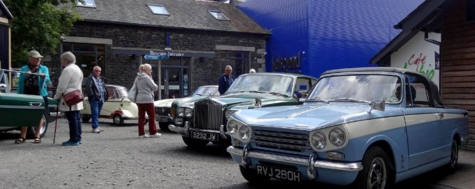 Lakeland Historic Car Club - POSTPONED