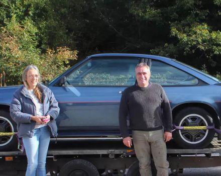 Lakeland Motor Museum brokers sale of former  on-loan exhibit to Manta enthusiast