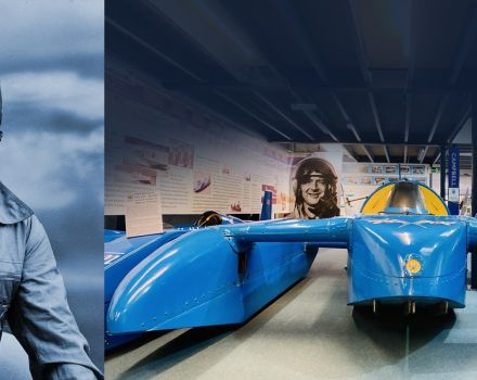 We mark 100 years since the birth of speed legend Donald Campbell