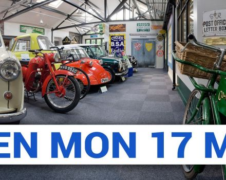 Re-opening on Monday 17 May