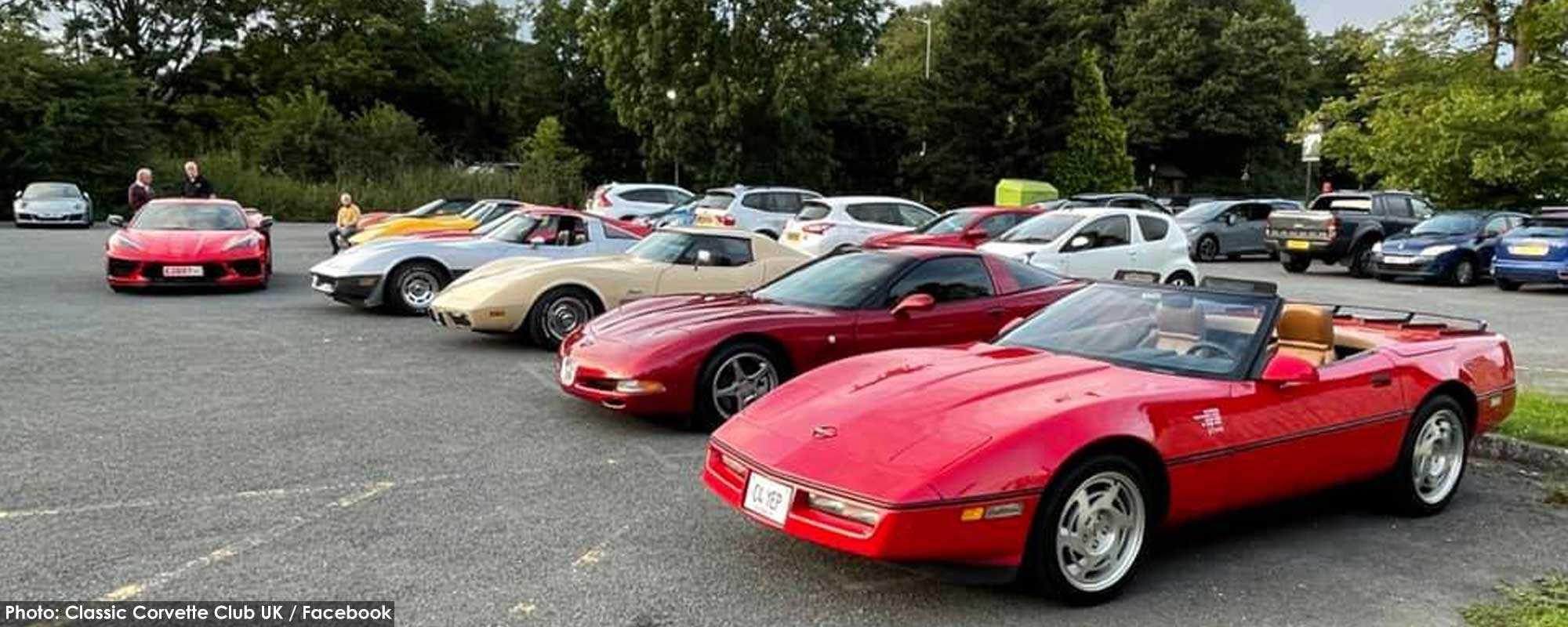 Classic Corvette Club UK