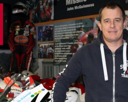 Missing the Isle of Man TT? Get your fix at Lakeland Motor Museum