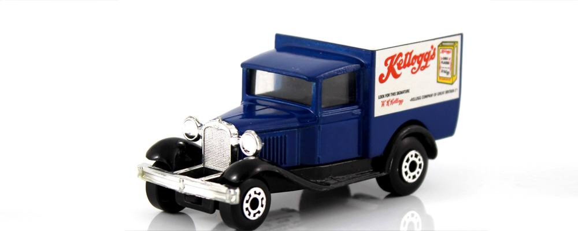 Kelloggs Promotional Vehicle - Classic Car