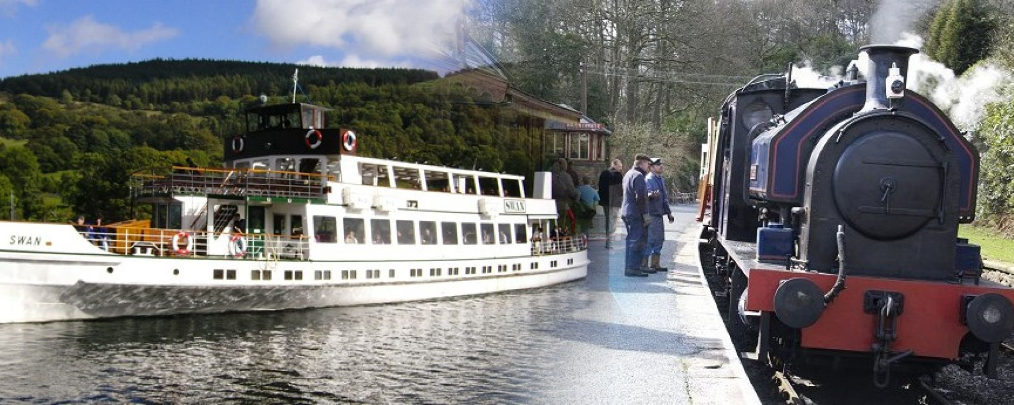Combined ticketing with Windermere Lake Cruises Autumn, Winter and Early Spring