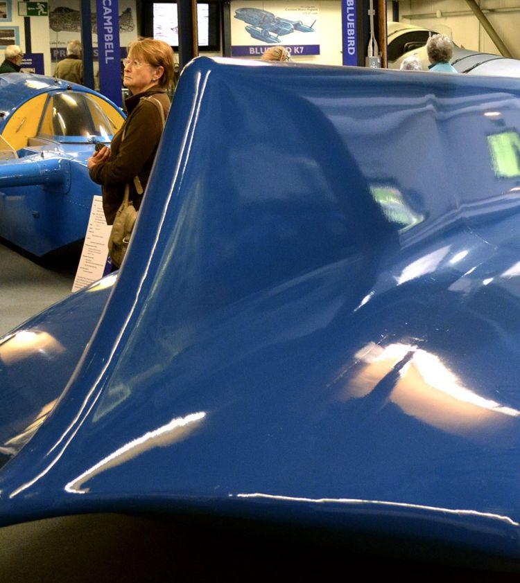 Bluebird GMB 10