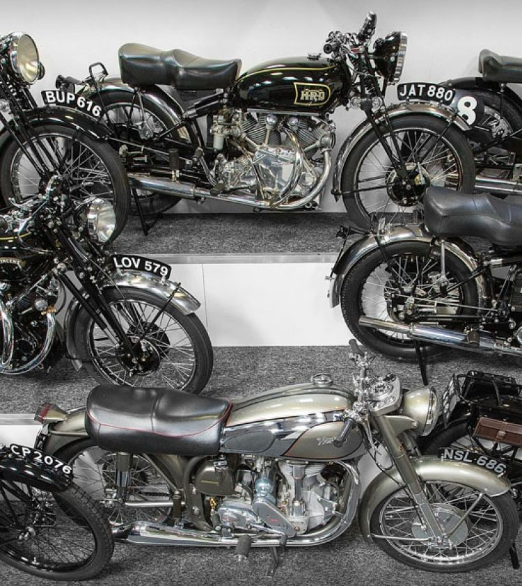 Visit our Vincent display on the 1st floor