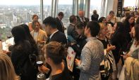 Key Lake District businesses gather high above London