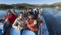Windermere Lake Cruises celebrates Chinese New Year with record numbers