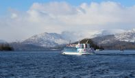 Make time for you this Christmas with Windermere Lake Cruises