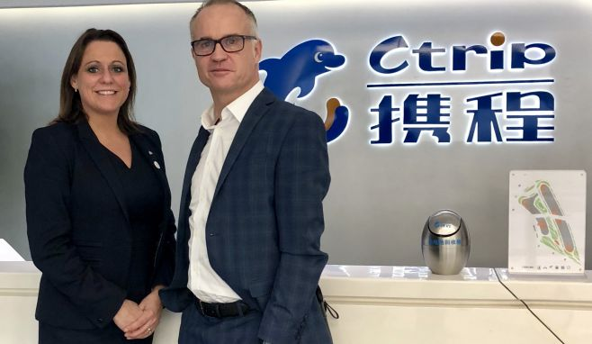 Windermere Businesses 'maximised every opportunity' during 'EU - China Tourism Year'