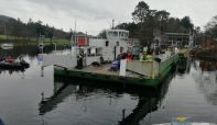 Windermere Lake Cruises returns Council-run ferry to lake after planned inspection