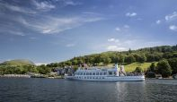Windermere Lake Cruises nominated in the Group Travel Awards