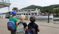 Windermere Lake Cruises, Lakeside